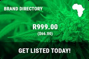 cannabiz africa; cannabis brand directory