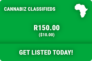 cannabiz africa; cannabis classifieds