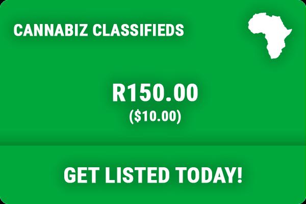 cannabiz africa; cannabis classifieds