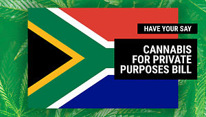 south africa private purposes bill, cannabis south africa 2020, cannabis legalization in south africa