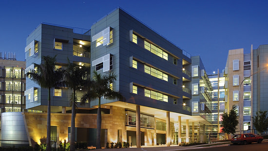 University of Queensland's Institute for Molecular Bioscience