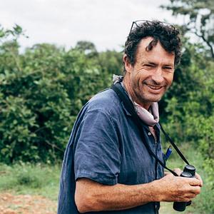 Brett Hilton Barber; Cannabiz Africa; South African Journalist