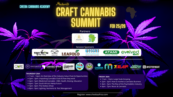 Cheeba Craft Cannabis Summit