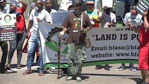 sahpra protests cannabis news africa