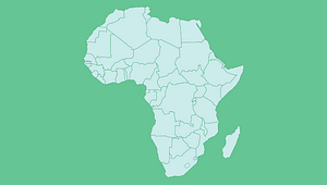 Map of Africa, African Cannabis Industry,