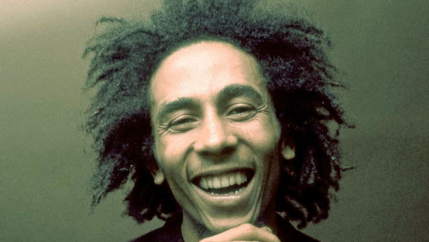 Marijuana Icon Bob Marley