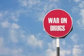 War on Drugs, stop sign
