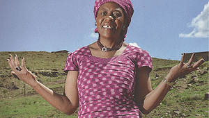 A picture of Louisa Mojela