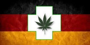 Legal German cannabis