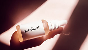 Goodleaf focuses on mixing CBD with African botanicals